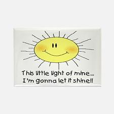 LIGHT OF MINE Rectangle Magnet (10 pack)