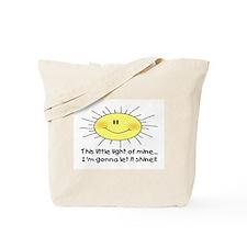 LIGHT OF MINE Tote Bag