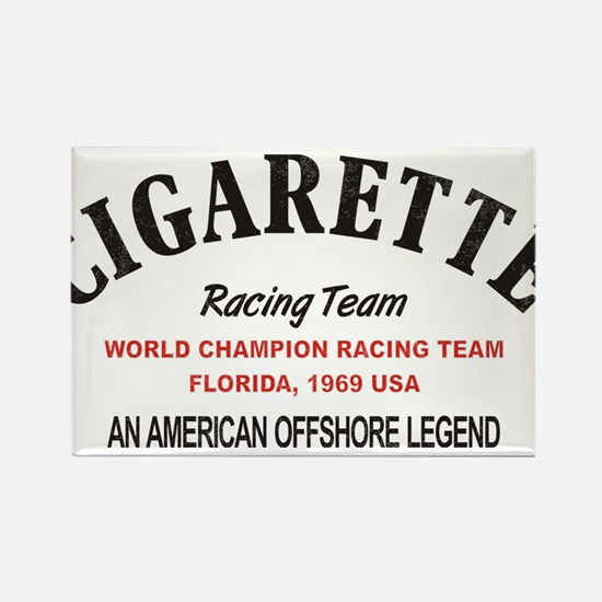 Cigarette racing team Magnets