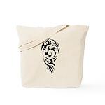 Tribal Tattoo Tote Bag