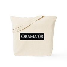 Obama08 Tote Bag