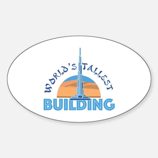 Worlds Tallest Building Decal
