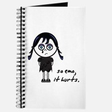 So Emo, It Hurts (Emo Girl) Journal