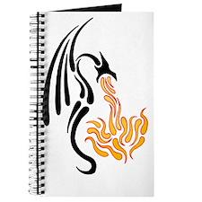 Dragon tears black Journal