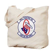 94th Fighter Squadron Tote Bag