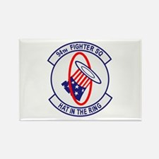 94th Fighter Squadron Rectangle Magnet