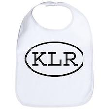 KLR Oval Bib