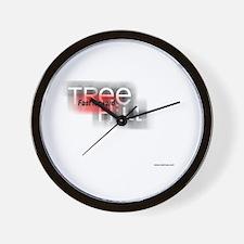 thillffnonames Wall Clock