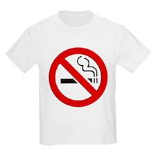 International No Smoking Sign Kids T-Shirt