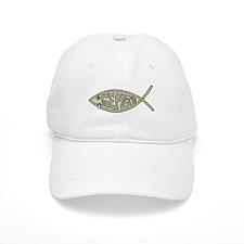 Gefilte fish Baseball Baseball Cap