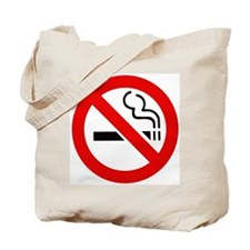 International No Smoking Sign Tote Bag