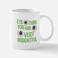 Very Insightful Mugs