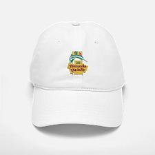 Pensacola Beach Sign, Florida Baseball Baseball Cap