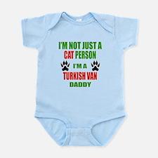 I'm a Turkish Van Daddy Infant Bodysuit