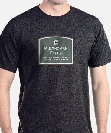 Multnomah Falls, Oregon T-Shirt