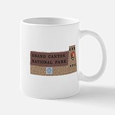 Grand Canyon National Park, Arizona Mug