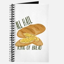 King Of Bread Journal