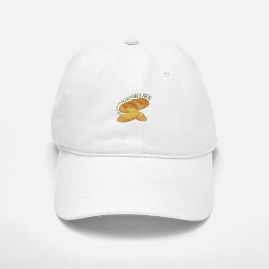 Daily Garlic Bread Baseball Baseball Baseball Cap