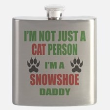 I'm a Snowshoe Daddy Flask