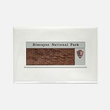 Biscayne National Park, Florida Rectangle Magnet