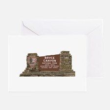 Bryce Canyon National Pa Greeting Cards (Pk of 10)