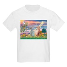 Cloud Angel / Sphynx cat T-Shirt