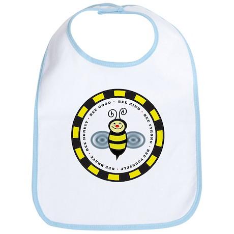 The Bee Line Bib