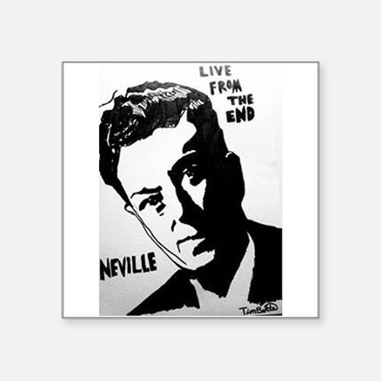 Neville Goddard portrait Sticker