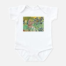 Irises / Sphynx Infant Bodysuit