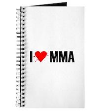 I love MMA Journal