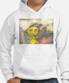 figure and landscape Hoodie