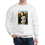 Mona's Light Golden (O) Sweatshirt