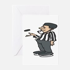 Hockey Referee Greeting Cards (Pk of 20)