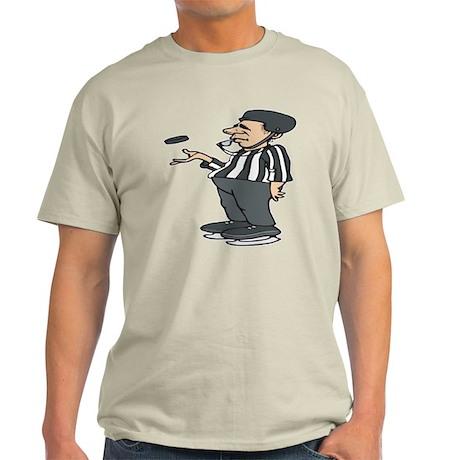 Hockey Referee Light T-Shirt