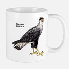 Crested Caracara Bird Mug