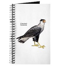 Crested Caracara Bird Journal