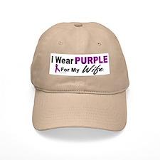 I Wear Purple For My Wife 3 (PC) Hat