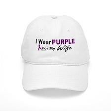 I Wear Purple For My Wife 3 (PC) Baseball Cap