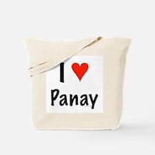 I love Panay Tote Bag