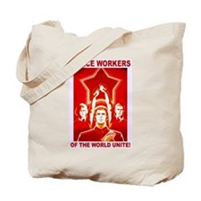 Office Workers Tote Bag