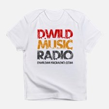 dwild logo #1 Infant T-Shirt