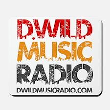 dwild logo #1 Mousepad
