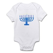 Chanukah Infant Bodysuit