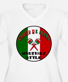 Martinez Cinco De Mayo T-Shirt