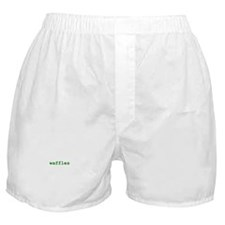 Waffles Boxer Shorts