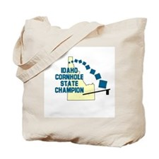 Idaho Cornhole State Champion Tote Bag