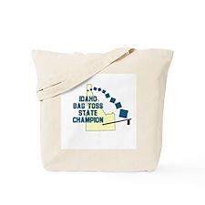 Idaho Bag Toss State Champion Tote Bag