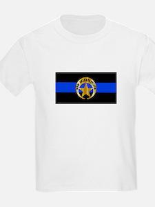 NOPD Thin Blue Line T-Shirt