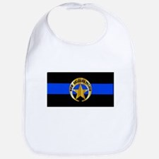 NOPD Thin Blue Line Bib