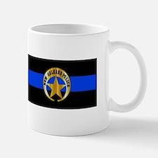 NOPD Thin Blue Line Mugs